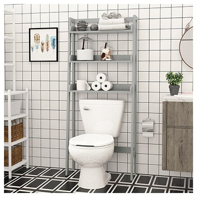 5. UTEX 3-Shelf Bathroom Organizer Over The Toilet