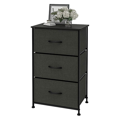 8. WLIVE Dresser with 2 Drawers Review