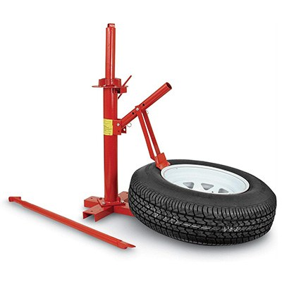 10. PowerLift Manual Tire Changer