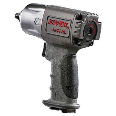 6. NitroCat 1355-XL 3/8-Inch Composite Air Impact Wrench