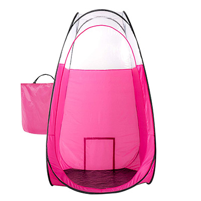 6. Pink Spray Tanning Tent by ECV Brands
