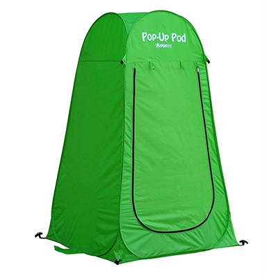1. GigaTent Pop Up Privacy Tanning Tent