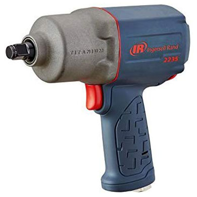 2. Ingersoll Rand 2235TiMAX Drive Air Impact Wrench
