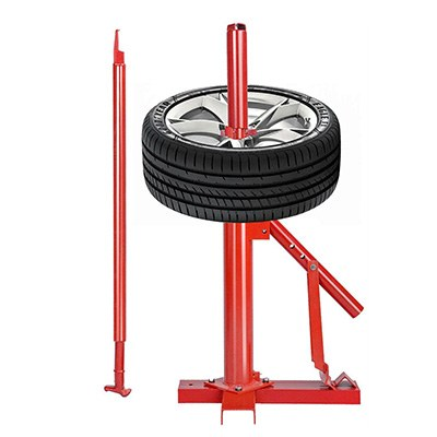 9. Goplus Manual Portable Hand Tire Changer