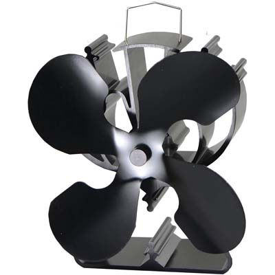 8. VODA Heat Powered Stove Fan Review