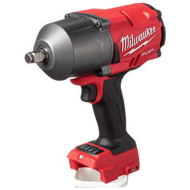 3. Milwaukee 2767-20 M18 Fuel High Torque 1/2-Inch Impact Wrench