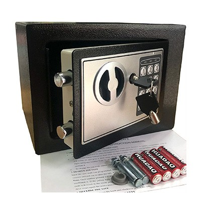 7. Yuanshikj Electronic Deluxe Digital Security Safe Box