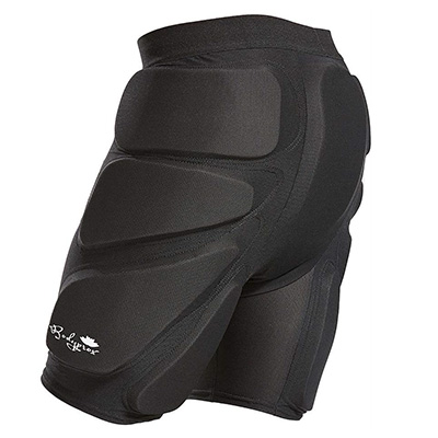Tortoise Pads High Impact Padded Shorts with Low Profile Review