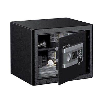 9. SLYPNOS Electronic Digital Security Safe Box