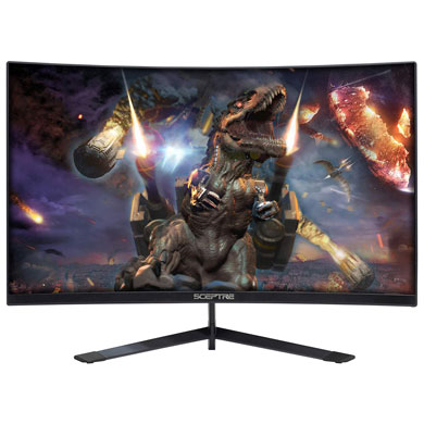 8. Sceptre 144 Hz Gaming LED Monitor