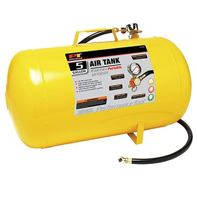 9. Performance Tool W10005 Hi-viz 5-Gallon Air Tank
