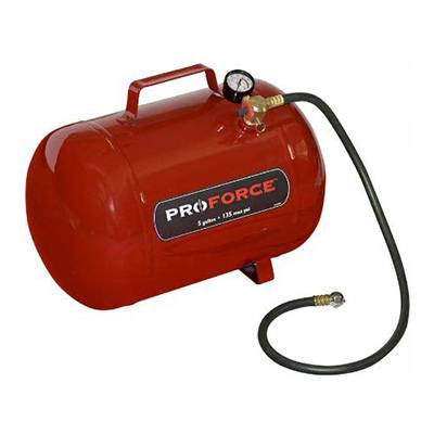 2. Pro-Force FT5 5-Gallon Portable Air Tank