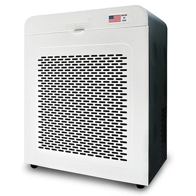 2. Oransi EJ120 HEPA Air Purifier with Carbon Filter