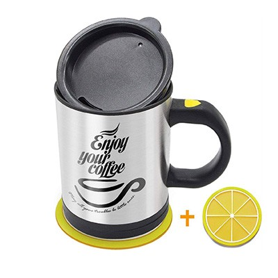 3. AZFUNN Self Stirring Coffee Mug