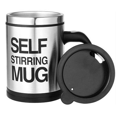 4. Smart Self Stir Automatic Self Stirring Mug