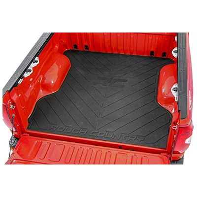 6. Rough Country Rubber Bed Mat