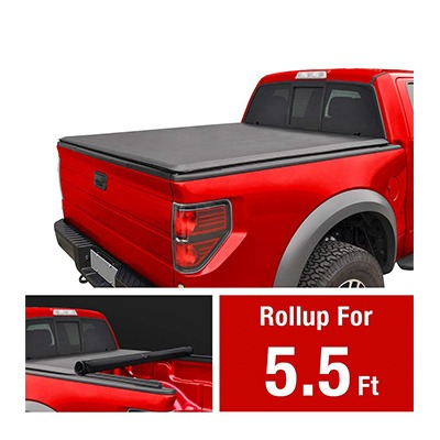 6. MAXMATE Soft Truck Bed Tonneau Cover