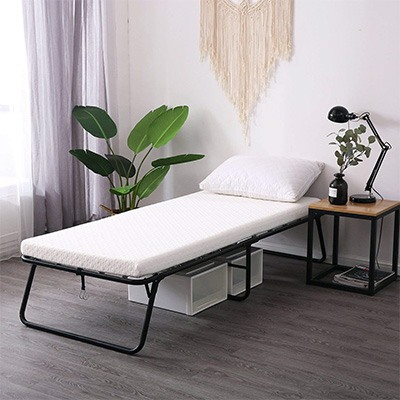 2. LEISUIT Rollaway Guest Bed