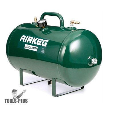 4. ROLAIR 10 Gallon, 225 PSI Reserve Air
