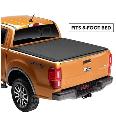2. Extang Xceed Folding Hard Truck Bed Cover