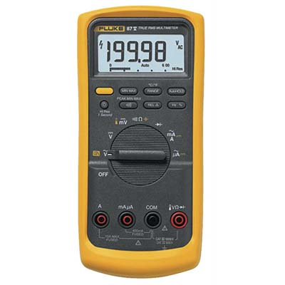 4. Fluke 87-V Digital Multimeter