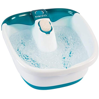3. HoMedics FB-55 Foot Spa