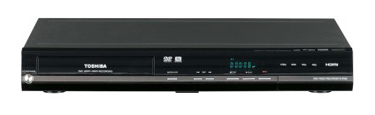 Toshiba DR560 Built-in Tuner DVD Digital Recorder