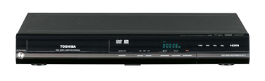 Toshiba DR410 Up-Converting 1080p DVD Tunerless Recorder