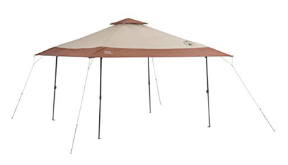 Coleman Pop-Up 13x13 Feet Sun and Rain Canopy Instant Tent