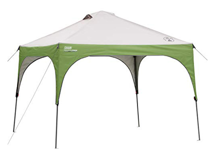 Coleman Instant Camping Canopy Tent