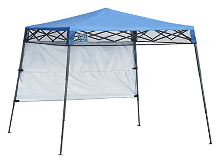 Quik Shade Pop-Up Hybrid Lightweight and Compact Canopy Tent