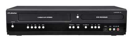 Funai ZV427FX4 Combination DVD and VCR Recorder