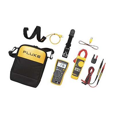 6. Fluke 116/323 KIT HVAC Multimeter