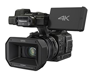 Panasonic Ultra HD 60P/50P 20x optical Zoom HC-X1000 4K Professional Camcorder