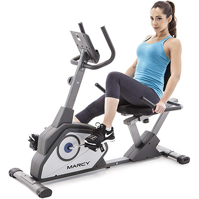 8. Marcy NS-40502R Recumbent Bike