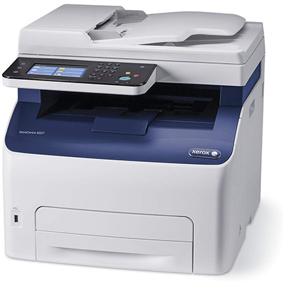 4. Xerox 6027/NI Wireless Multifunction Printer