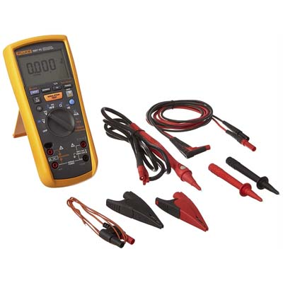 1. FLUKE 1587 FC 2-In-1 Insulation Multimeter