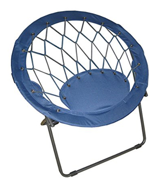 Zenithen Blue IC504S-BUN3-TV1 Bungee Chair