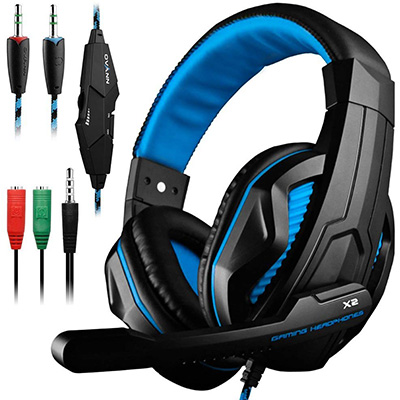 3. Dland 3.5mm Gaming Headset