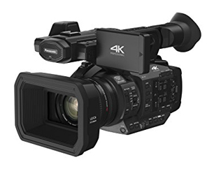 Panasonic Ultra HD HC-X1 4K Professional Camcorder
