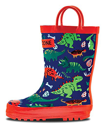 Lonecone Easy-On Rain Boots Solid Colors