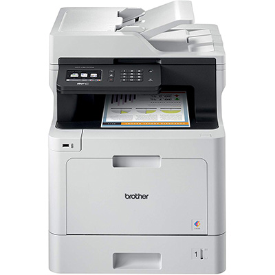 9. Brother MFC-L8610CDW Color Laser Printer