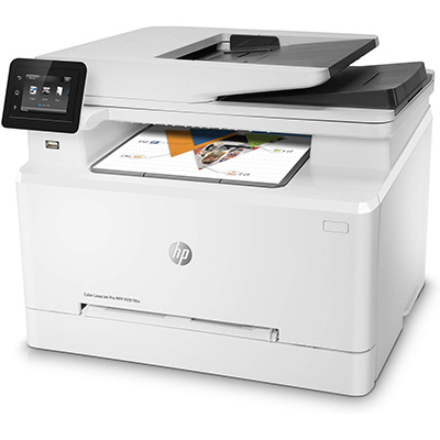 2. HP LaserJet Pro T6B82A Color Printer