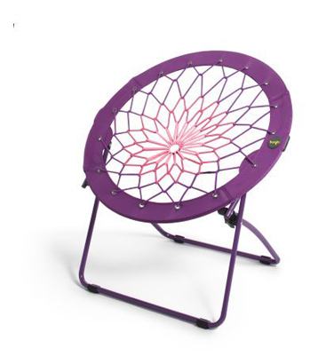 Bunjo Pink Bungee Chair