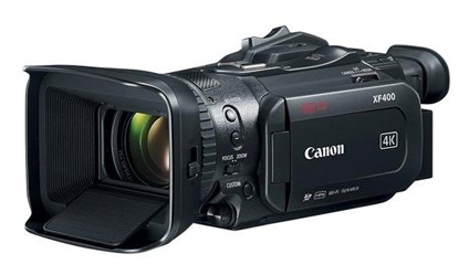 xf400 Professional Camcorder FROM Canon