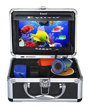 Eyoyo 1000TVL Waterproof Fish Finder 7-Inch LCD