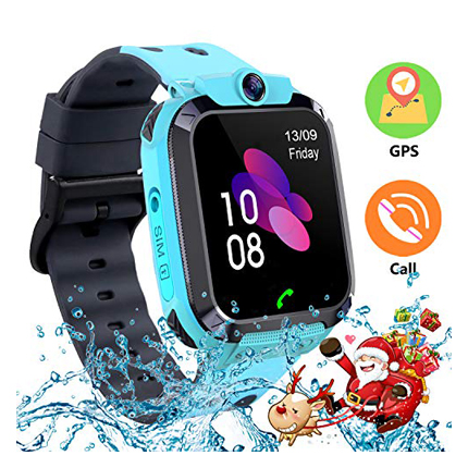 Themoemoe 2G 3-12 Year Kids Smart Watch IOS and Android Compatible