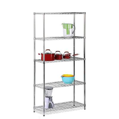 2. Honey-Can-Do Adjustable Industrial Storage Shelving Unit (SHF-01443)