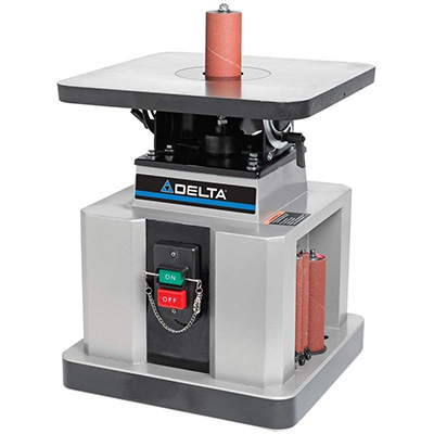 10. Delta Woodworking 31-483 Oscillating Spindle Sander