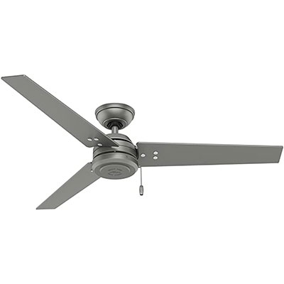 4. Hunter 59262 Contemporary Modern 52``Ceiling Fan